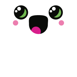 Kawaii, japanischer Stil, Spaß, Anime Culture Smile!