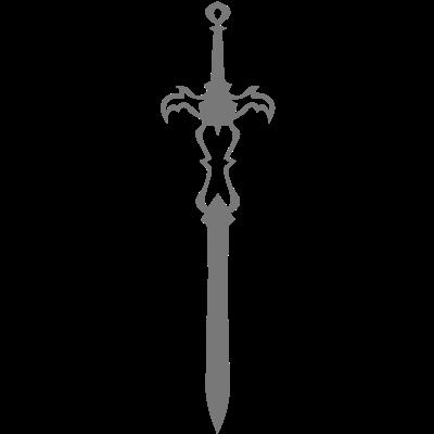 6 waffe - Saber - Schwert
