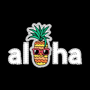 Ananas Frucht Sommer Essen Sommer Hawaii Trend