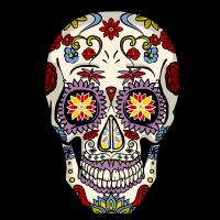 Schädel Mexiko