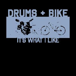 Fahrrad Schlagzeug Hobby Bike Drums