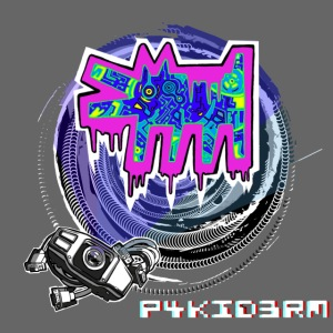 p4kid3rm colored logo