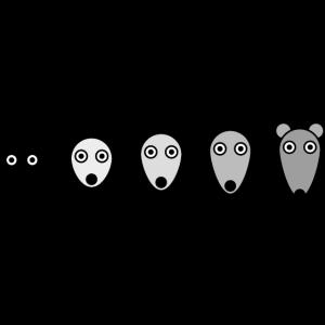 Emoji Maus Geschenk