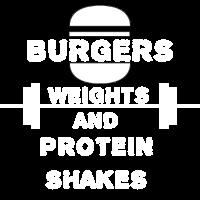 Kraftsport Burger Protein Shakes Bodybuilding