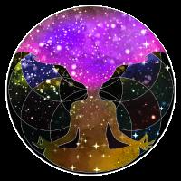 Yoga Yogin Spiritualität Namaste Lotusblume Buddha