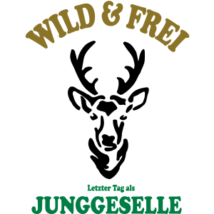 junggeselle wild und frei