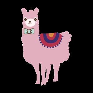 Mama Lama schwarz