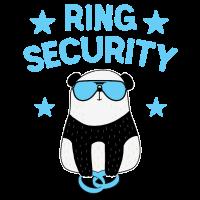 Kinder Ring Security Ring Bearer Hochzeit