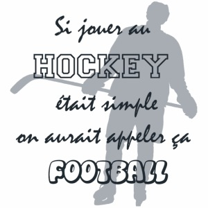 hockey vs foot