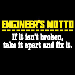 lustiges Ingenieur Shirt