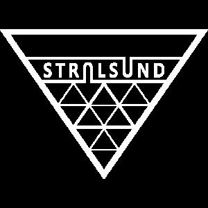 Hansestadt Stralsund Dreieck