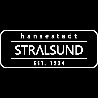 Stralsund EST. 1234 - Stralibu - Stralaska - Ein schönes Hansestadt Stralsund T-Shirt mit dem Gründungsjahr. Super als Geschenk für Stralsunder und Fans der Stadt, perfekt für Geburtstage oder zu Weihnachten. - urlaub,stralibu,stralaska,rügen,ostsee,hansestadt,geschenkidee,geschenk,Stralsund