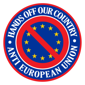 Hands Off Our Country - Anti-EU