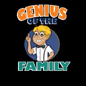 Genie Geni Familie