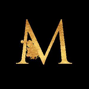 Anfangsbuchstabe M