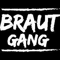 Team Braut Gang Junggesellinnenabschied Poltern