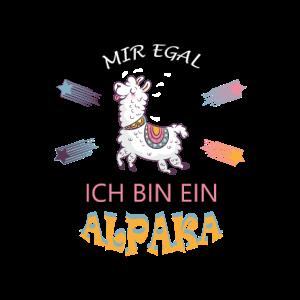 Alpaka Shirt · Kamel · Egal Geschenk