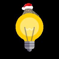 Christmas Moth Meme, Santa Moth meme, Lustig