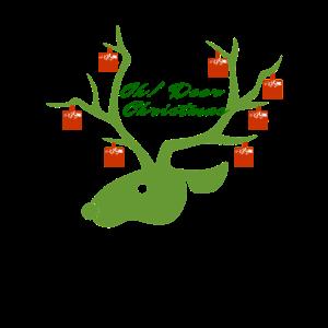 Oh! Deer Christmas
