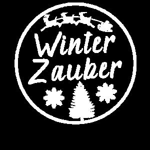 Winterzauber Weihnachten TShirt