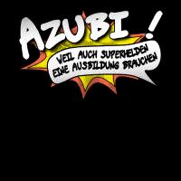 Azubi Azubine Design Geschenk Idee