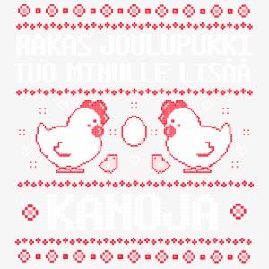 Joulupukki Kanoja