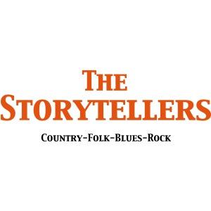 Storytellers Schriftzug