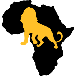 Afrika Löwen Kontinent Wildnis Safari wilde Tiere