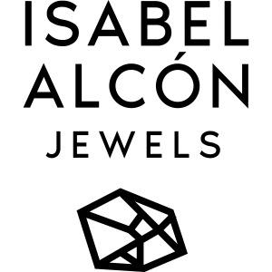 ISABEL ALCÓN JEWELS - BLACK SQUARE LOGO
