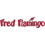 Fred Flamingo SVG