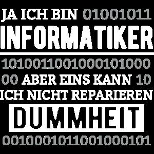 Informatik - Ja ich bin Informatiker
