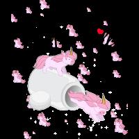 Einhorn Pink Pillen Pillen witz