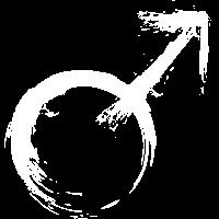 Männliches Geschlechtssymbol Symbol Vektor