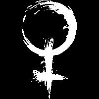 Symbol für Weiblich Venussymbol weiblich