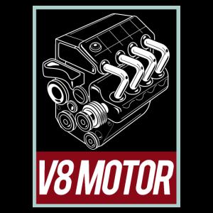 V8 Motor geht ab!