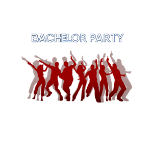 Junggesellenparty