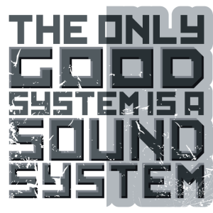 Good Sound System (used)