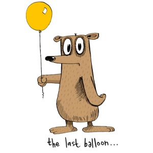 Funny Bear compleanno festa surreale: The Last Balloon