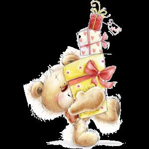 Geschenkebär