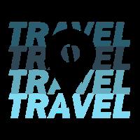 Reise reisen Reisender