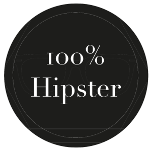 100 Hipster