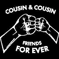 Hände Cousin Cousin weiss