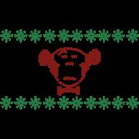Ugly Christmas MonkeyMedia