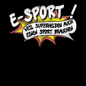 E-Sport Design Geschenk Idee