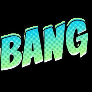 BANG COMIC SCHRIFT