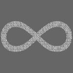 Binärcode unendlich, Symbol