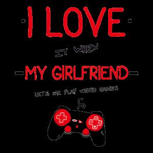 Meine Freundin und meine Videospiele