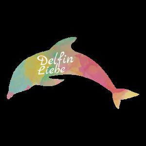 Delfin Meerestiere