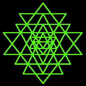 Shri Yantra 14