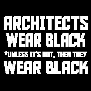 lustiges Architekt, Architektin Geschenk Shirt